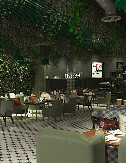Buch-Cafe